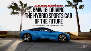 Driving the future: Testing BMW i8