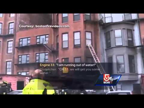 'Why me?' asks firefighter who survived Beacon inferno