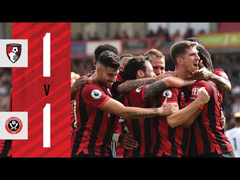 OPENING DAY DRAW ❌ | AFC Bournemouth 1-1 Sheffield United