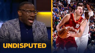 Skip & Shannon on whether the NBA is too soft after Jokic's crucial ejection | NBA | UNDISPUTED