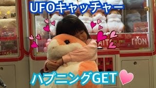 UFOキャッチャー まさかの故障でハムスターGET♪ デカクレ うれしいハプニング! thumbnail