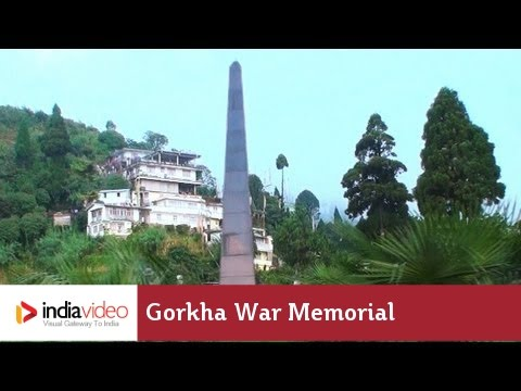 Gorkha War Memorial, Darjeeling