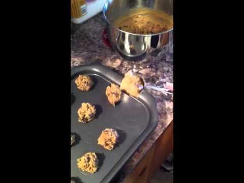 Cake Boss Cookie Scoop FAILURE!!