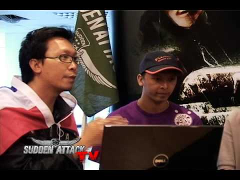 Sudden Attack Thailand World Cyber Games Repesentative