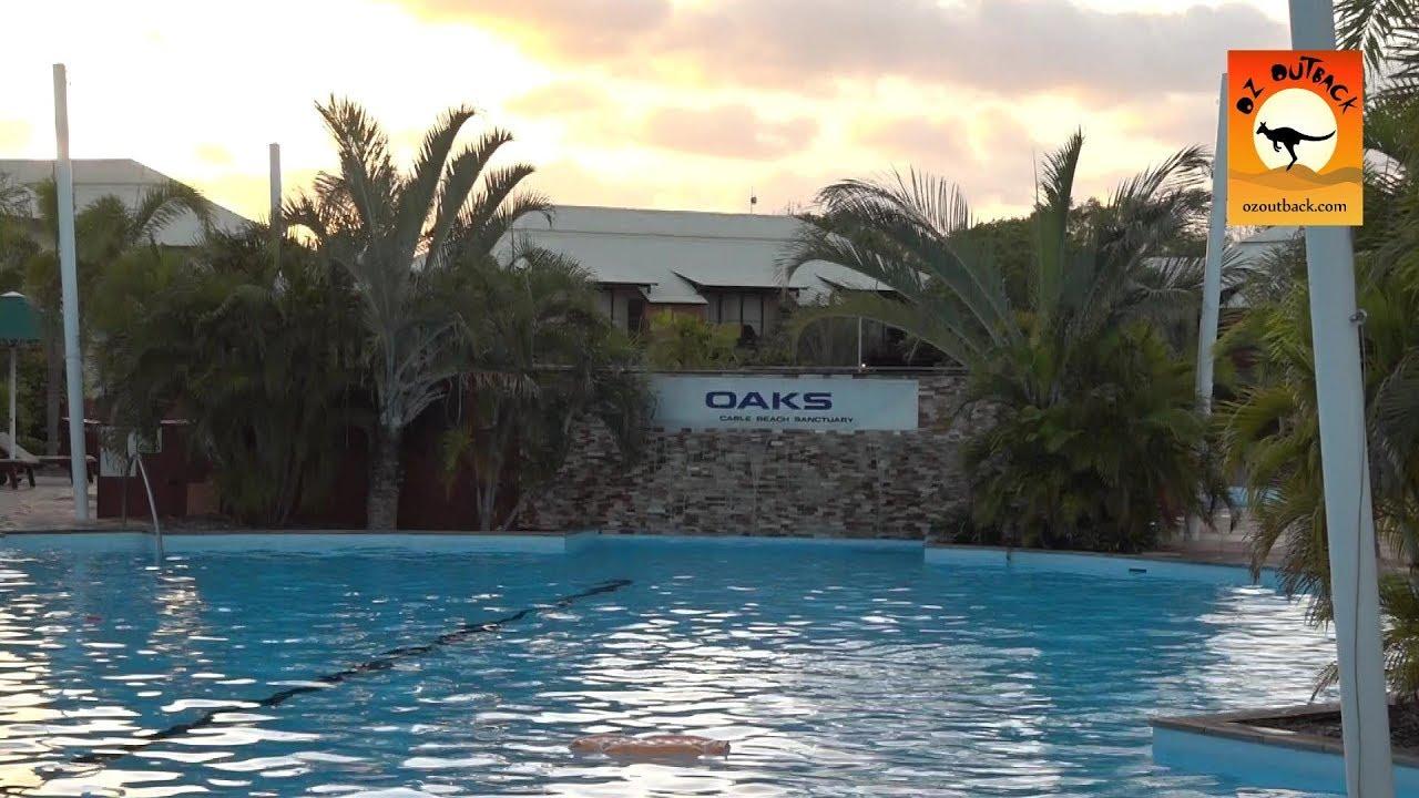 Oaks Cable Beach Resort Broome Western Australia
