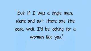 Lee Brice- A Woman Like You- Lyrics.