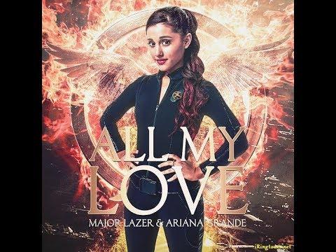 Ariana Grande - All My Love ringtone | English ringtones free download