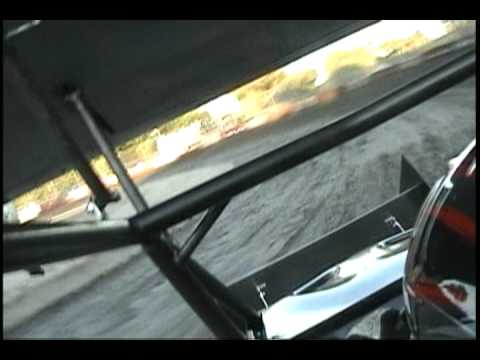 How to tie for Quicktime in Qualifying-STAN Yockey PLaza PArk Raceway ON-Board Camera 7-24-09