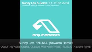 Sunny Lax - P.U.M.A. (Nawarro Remix)