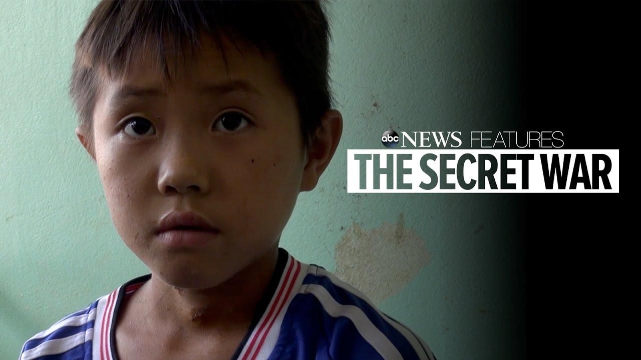 America's Secret War in Laos Uncovered | ABC News