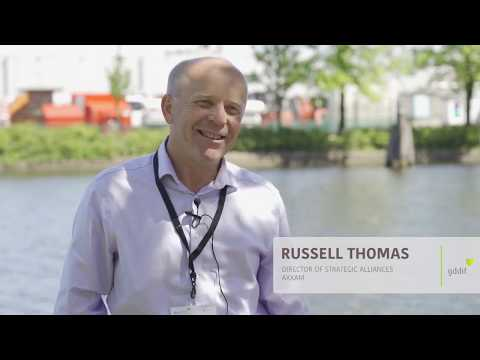 12th Annual GDDIF 2019 Russel Thomas Director of Strategic Alliances Axxam   Testimonial