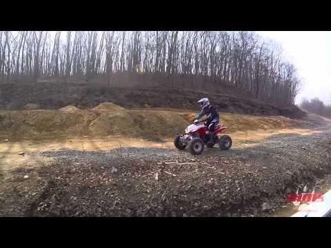 Тест драйв квадроцикла IRBIS ATV250S 250сс