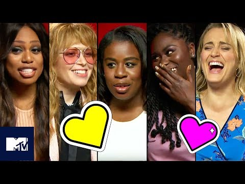Orange Is The New Black Cast Go Speed Dating | MTV Movies