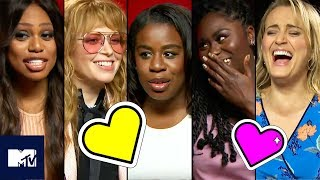 Orange Is The New Black Cast Go Speed Dating! 😘 | MTV