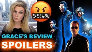 Terminator Dark Fate SPOILER Review - John Connor