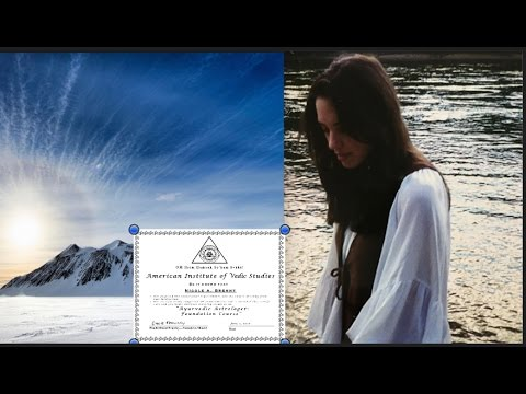 A Psychic's Thoughts on Antarctica & The Science behind Tarot & Astrology