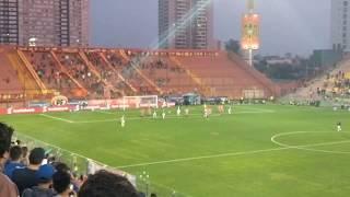 Gol Matías Rodríguez - U de Chile vs unión española - 19na Fecha campeonato 2018