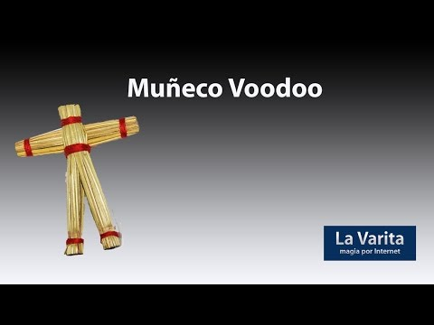 Muñeco Voodoo video
