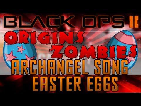 "Origins Easter Egg Archangel Song Tutorial! ""Black Ops 2 Origins Zombies Easter Egg"""