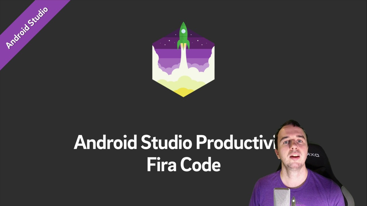 Make Code Easier to Read with Fira Code's Programming Ligatures (Android  Studio)
