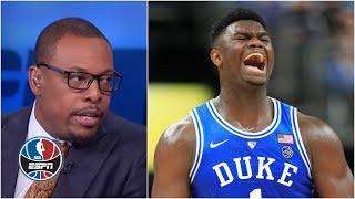 Zion Williamson already more physical than '98 percent' of NBA players - Paul Pierce   NBA Countdown