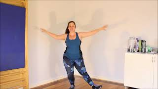 Body Positive Workout ** Moderate Intensity Exercise ** Weight Neutral Personal Training