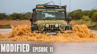 Modified Jeep JK Wrangler, modified episode 11