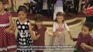 Ахыска свадьба в Алматы 2016 бар Рустам Шамоев