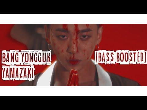 ✅ BANG YONGGUK - YAMAZAKI [Bass Boosted] MV 방용국