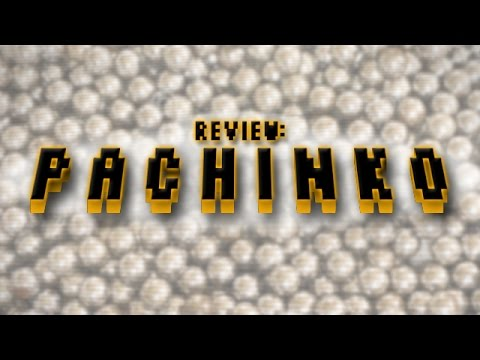 Review: Japanese Pachinko Parlors