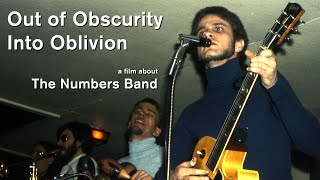 Out of Obscurity, Into Oblivion: A Film About The Numbers Band - Trailer 2020