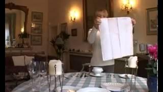 Европейский Обед. Правила сервировки стола. Сайт: праздник01.рф-