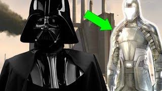 How Darth Vader Stole An EXPERIMENTAL JEDI ARMOR From The Jedi Temple - Star Wars Explained