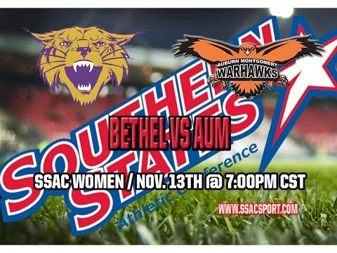 2014 SSAC Men's Soccer Semifinals: No. 2 Bethel (Tenn.) vs. No. 3 Auburn Montgomery (Ala.)