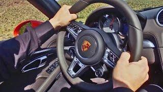 Test Drive 2016 Porsche 718 Boxster S - Launch Control