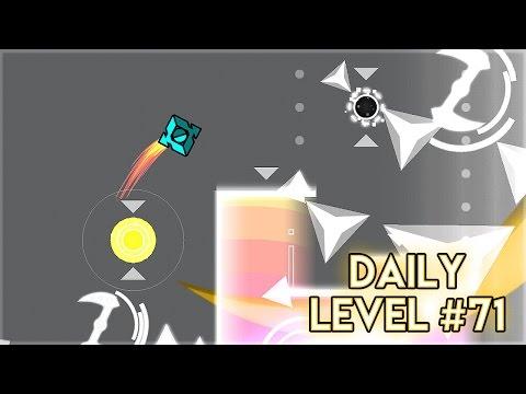 "DAILY LEVEL #71   Geometry Dash 2.1 - ""Volt"" by Serponge   GuitarHeroStyles"