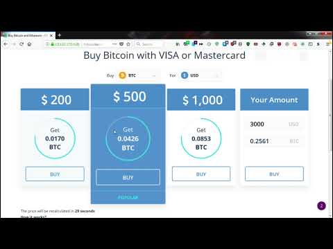 CEX.IO: How To Buy Bitcoins With Credit Card  On Cex.io 2019