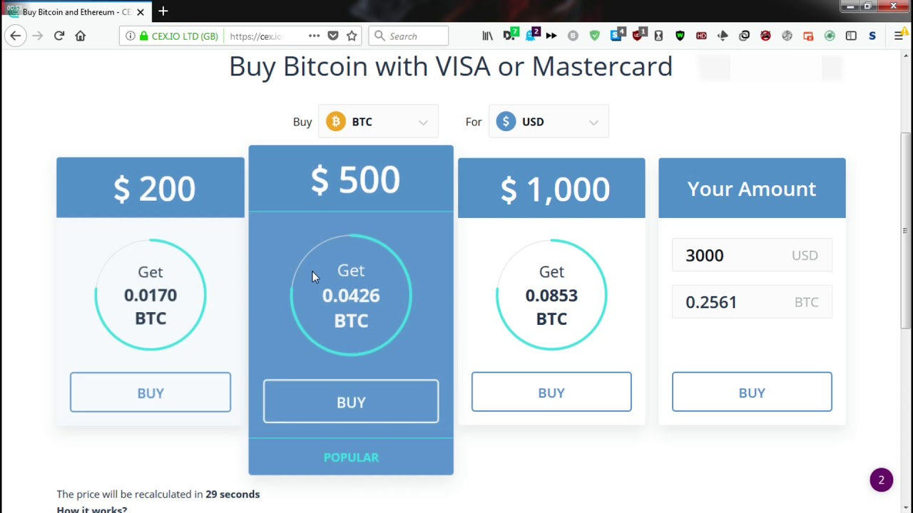 how can we purchase bitcoin