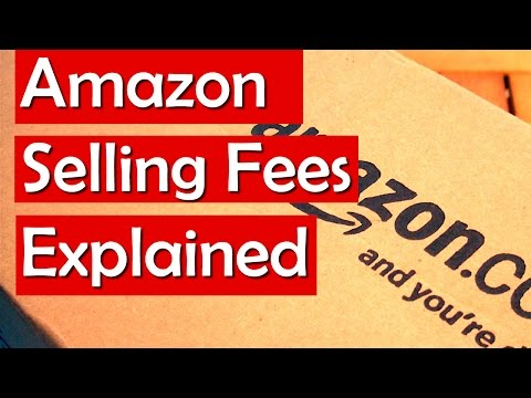 Amazon Selling Fees - How to Profit on Amazon AFTER fees