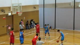 葵裘錦秋vs青松(2016.12.18.學界籃球精英賽男子組第一階段)精華