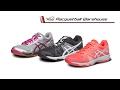 Women's ASICS Gel-Domain 4, Gel-Rocket 7, & Gel-Upcourt Shoes | 2017