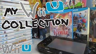 My Wii U Collection (March 2017)