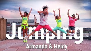 Jumping  Armando & Heidy Dance l Chakaboom Fitness Choreography