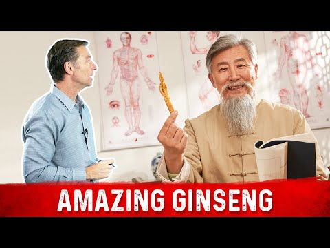 The Benefits of Ginseng