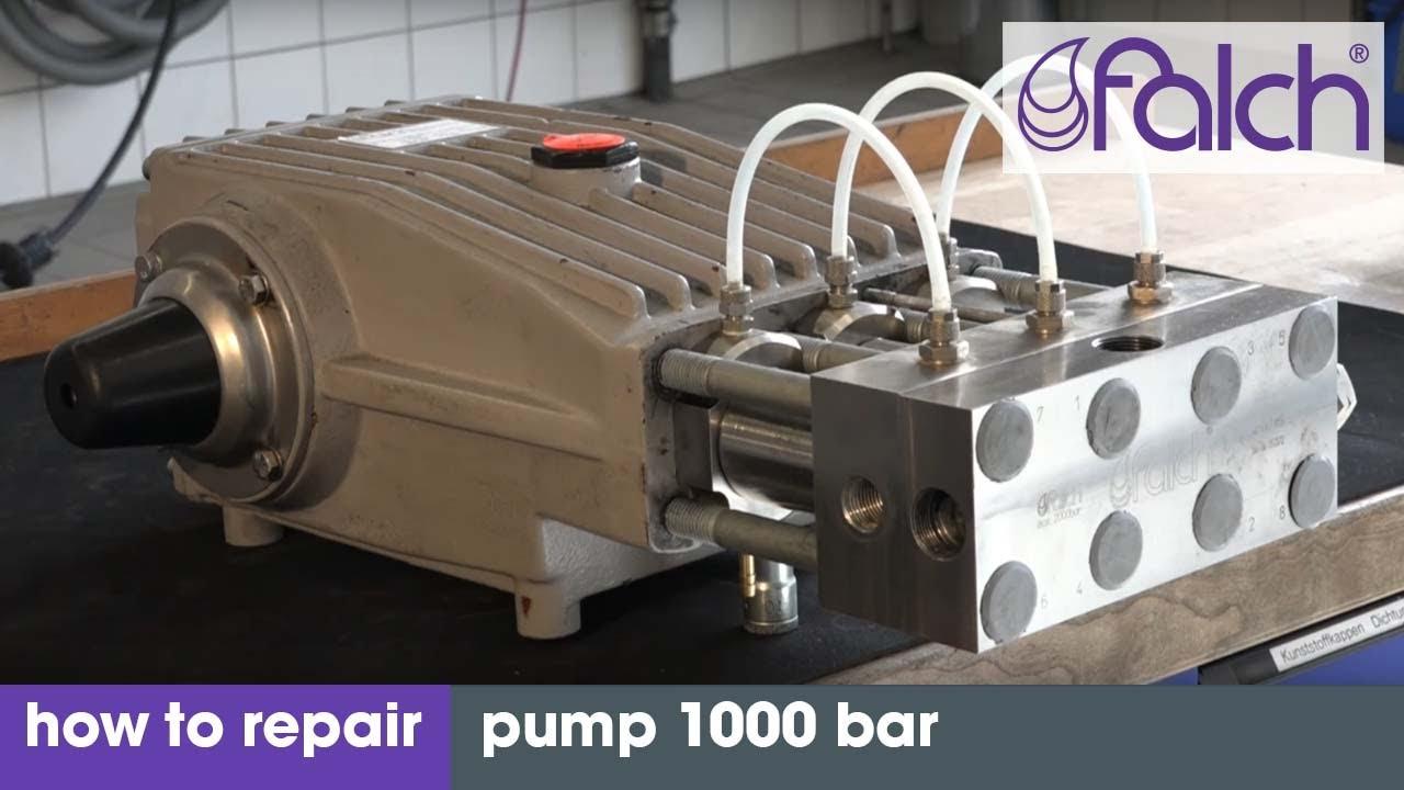 Cat Pump 30683 valve kit 43HS,45     5 frame  Pump