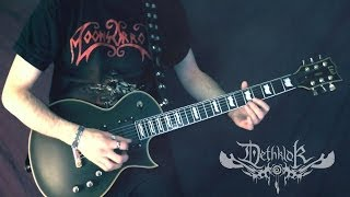 Dethklok Skyhunter Instrumental Guitar Cover (all guitars HD sound And Image)