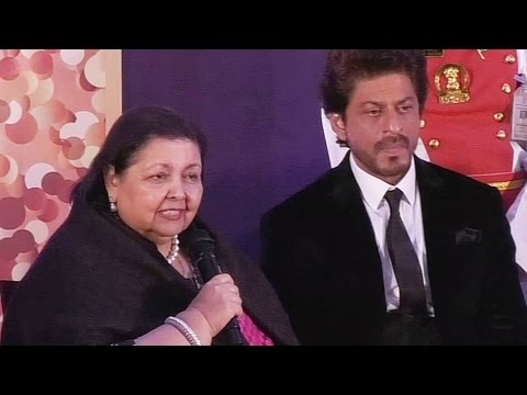 Yash Chopra's Wife Pamela OPENS On Shahrukh Khan's GREATEST Quality
