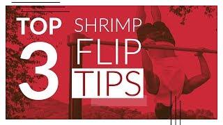 WHAAT?!! SHRIMP FLIP IN 3 SIMPLE STEPS - Freestyle Calisthenics Sesh
