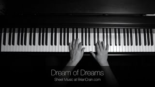 Brian Crain - Dream of Dreams (Overhead Camera)