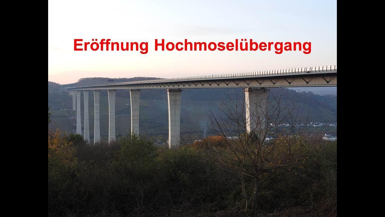 Hochmoselübergang Eröffnung